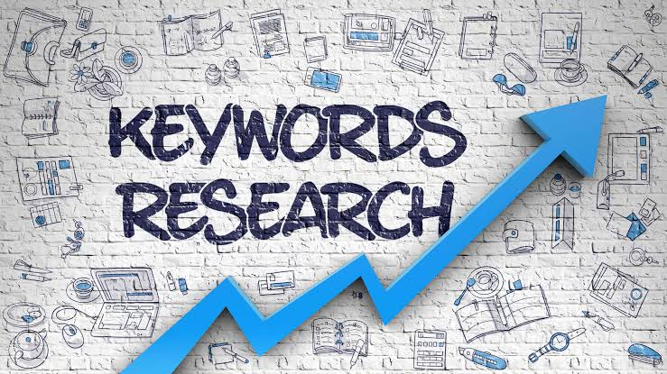 Keywords Research for your website very fast