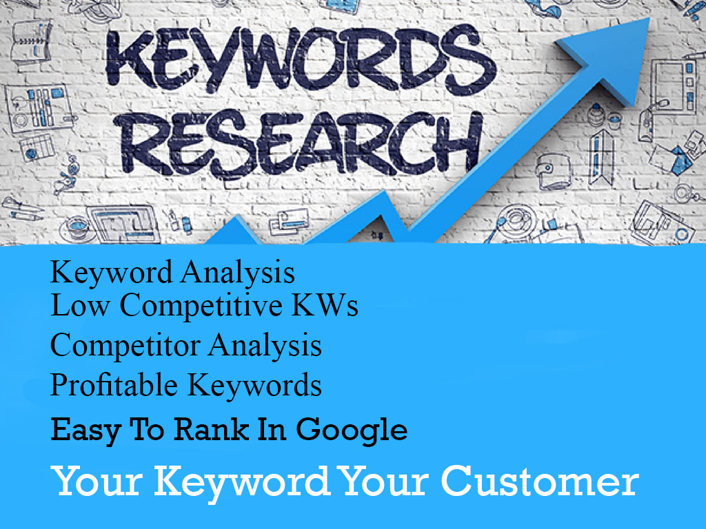 PROFESSIONAL KEYWORD RESEARCH SERVICES