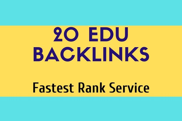 20 Most Important powerful EDO & GOV Backlinks for seo link building