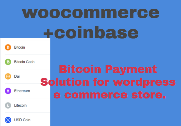 Bitcoin +6 woo commerce payment solution for WordPress e commerce store.