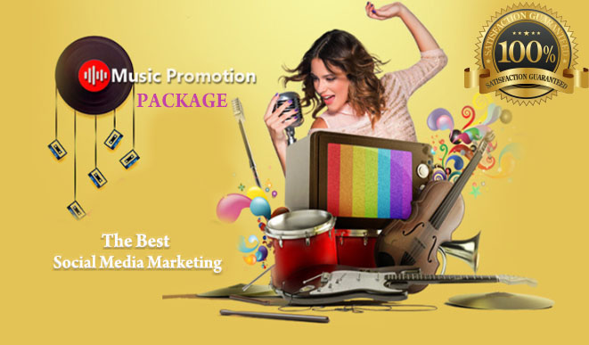 Splendid Pack- Promote your track with Best promotional services