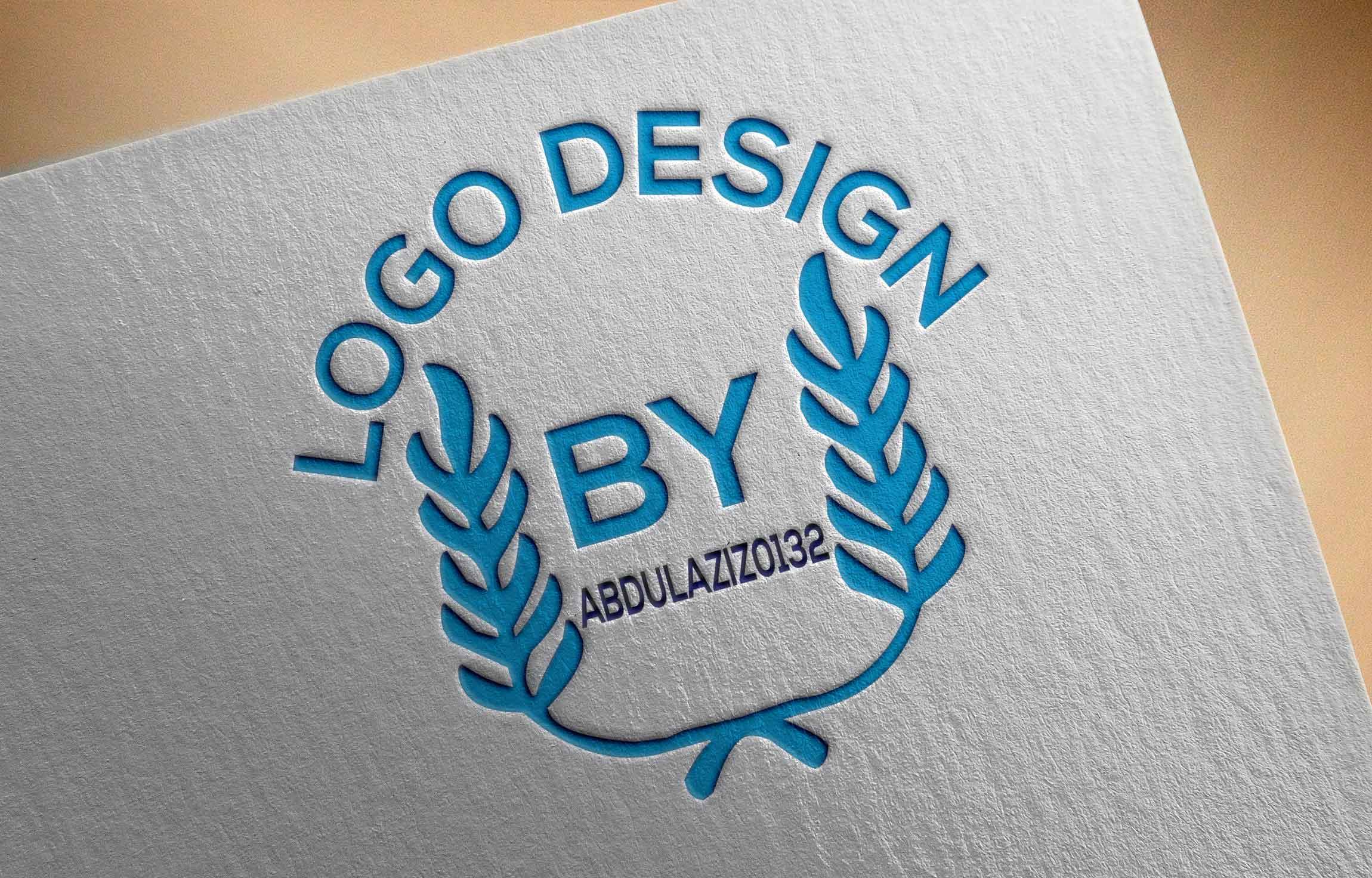To Get you professional business Logo Design