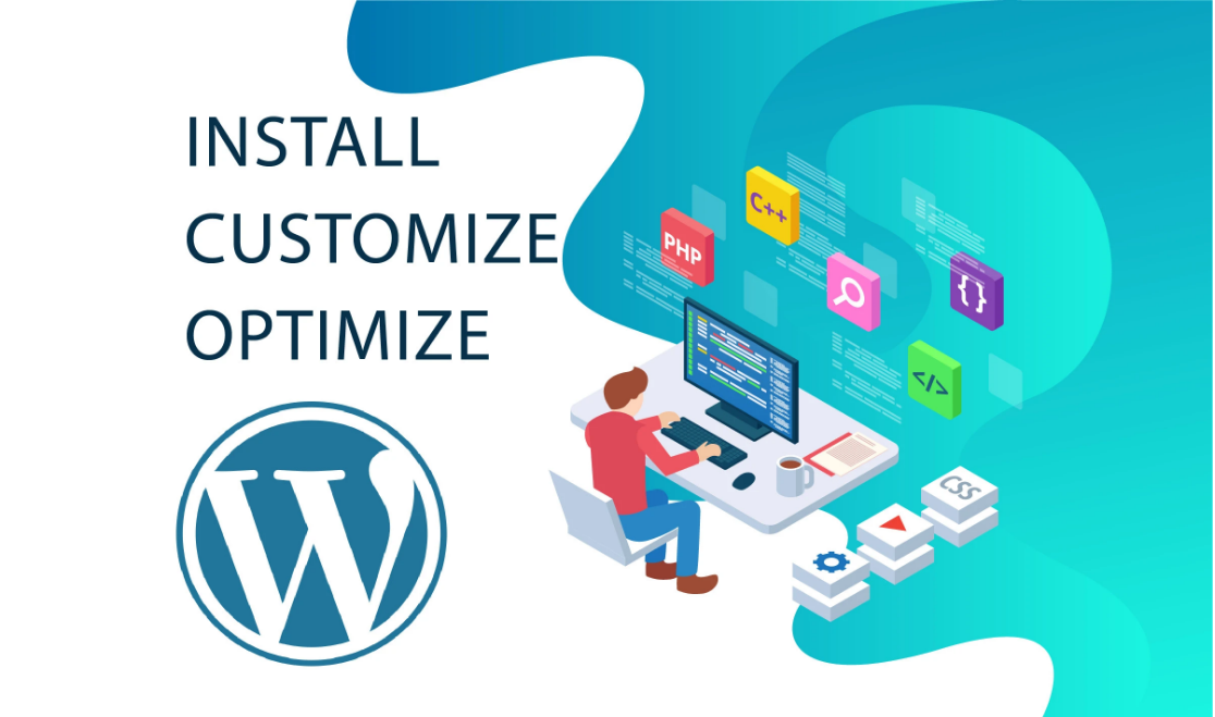 I will install Wordpress,  Setup Theme,  do customization in 24 hrs