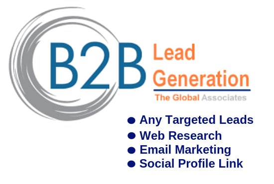 B2b Lead Generation And Email List Building