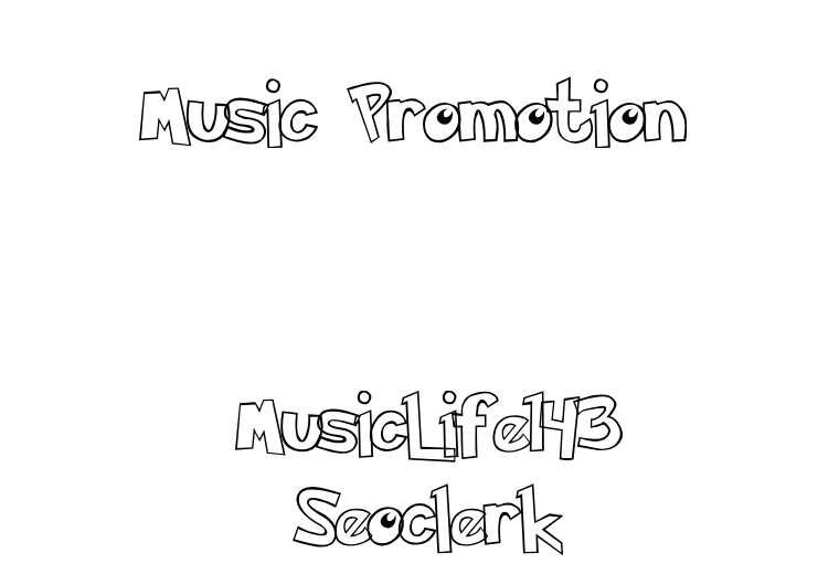 Music Promote To Your Single Or Mixptape
