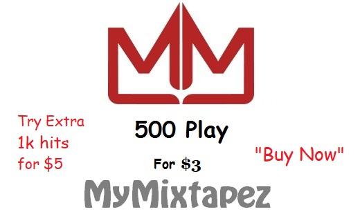 mymixtapez 500 play hits app buy