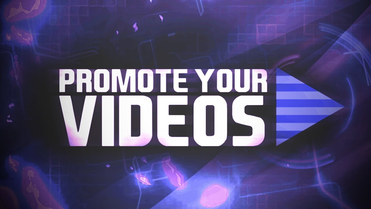 promote and market your video or music video with us