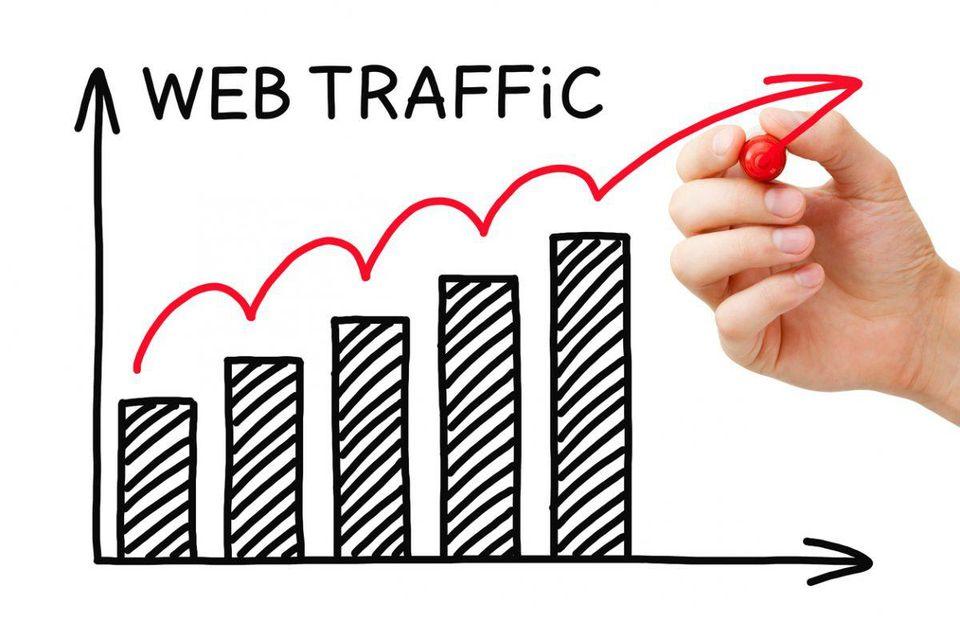 I will drive traffic, web visitors (20K Visits)