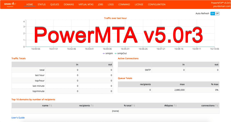 Super Offer-AutoInstaller PowerPMTA5.0r3+. rpm file