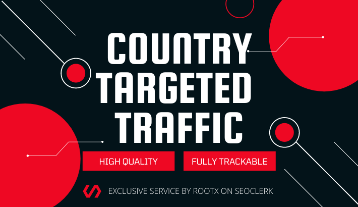 20000 any country targeted quality traffic to your website