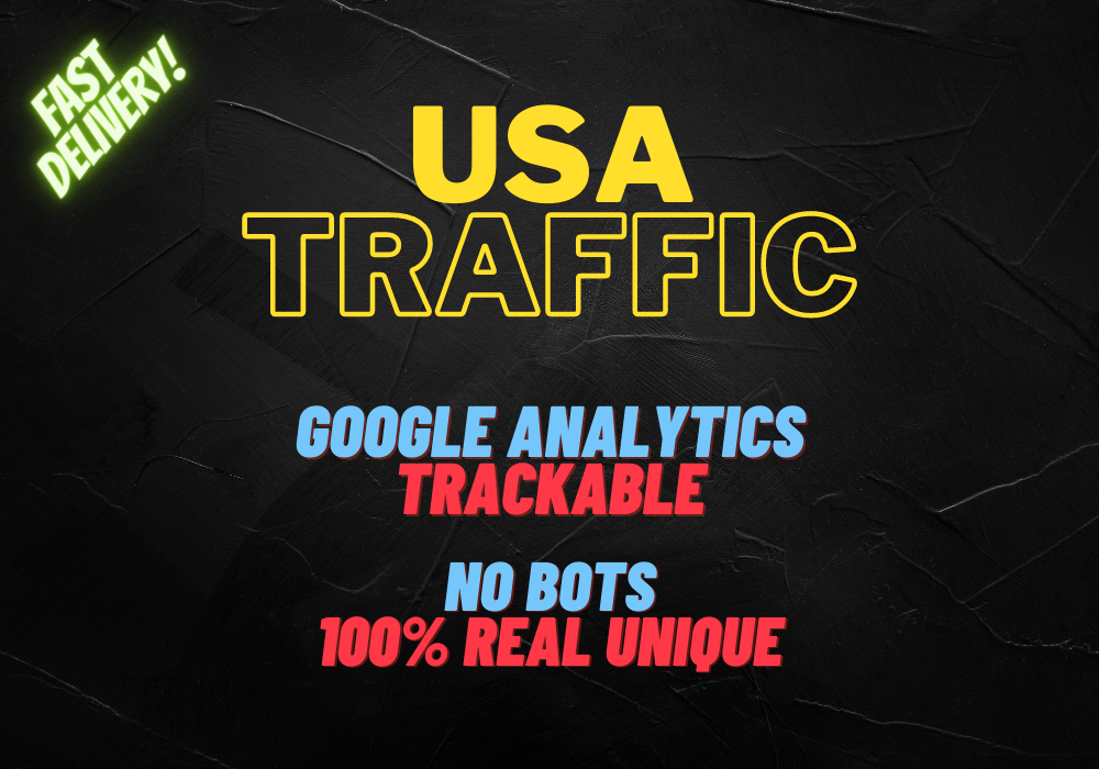 5000 quality USA traffic to your website