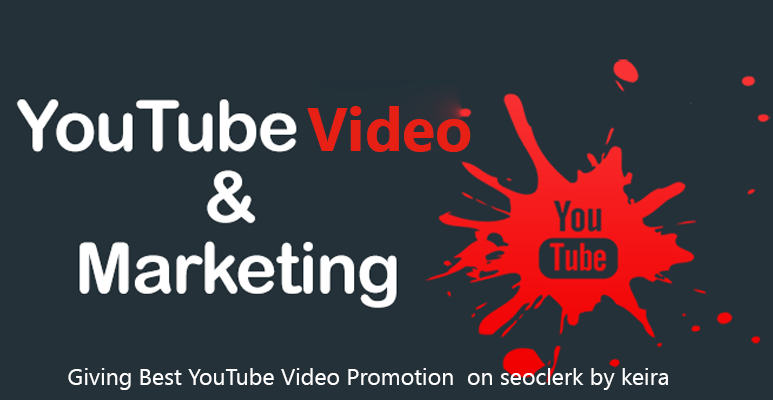 NON DROP ORGANIC HIGH RETENTION YOUTUBE VIDEO PROMOTION & MARKETING