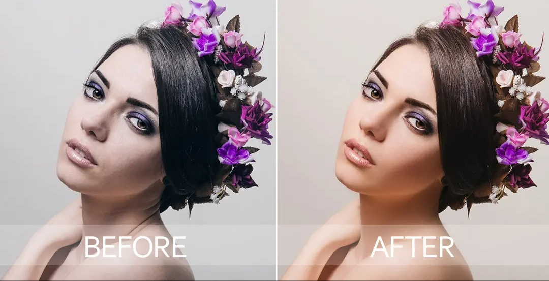 I will retouch photo edit image