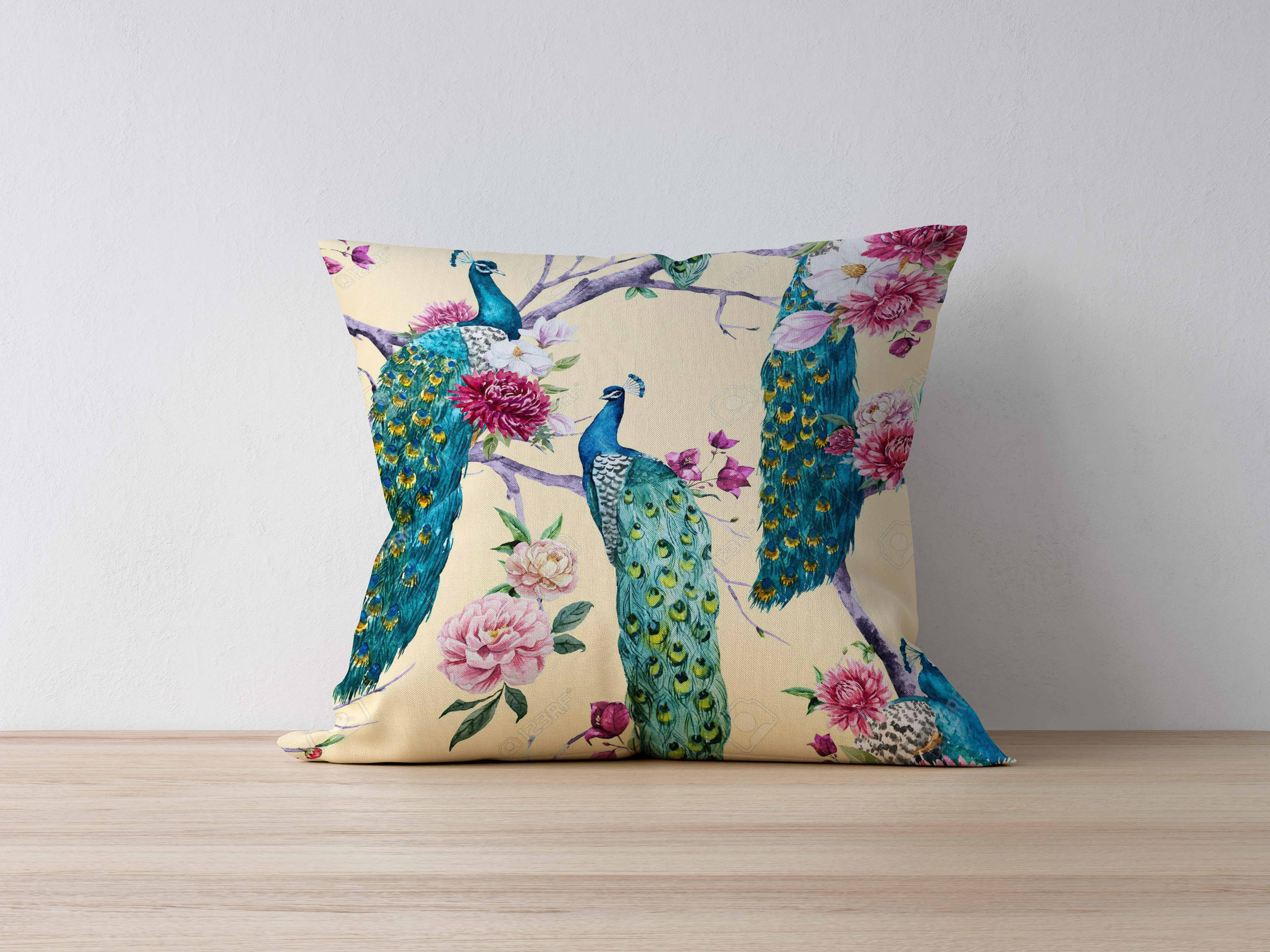 I will design creative pillow cover