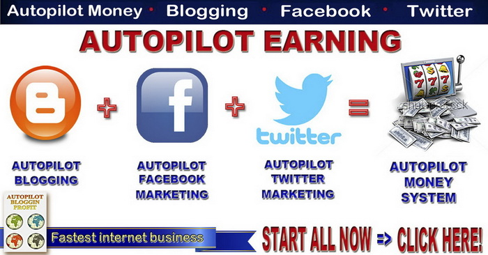 Learn Autopilot Blogging Fast Money System