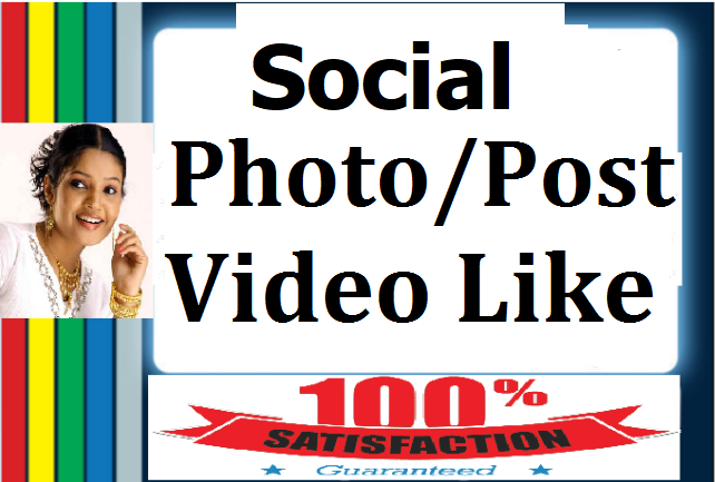 InstantIn Social media Post Or Video Promotion Marketing