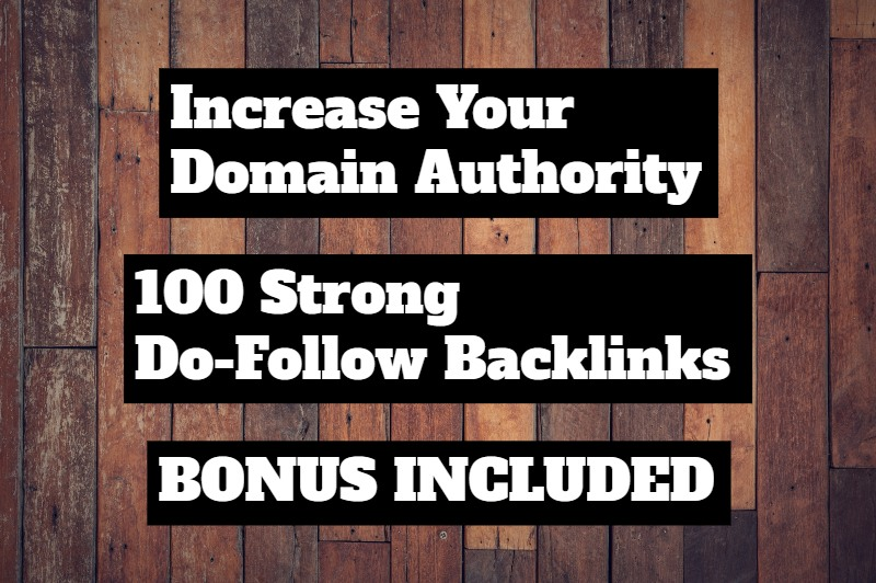 100 Powerful Do-Follow Backlinks You Won't Regret