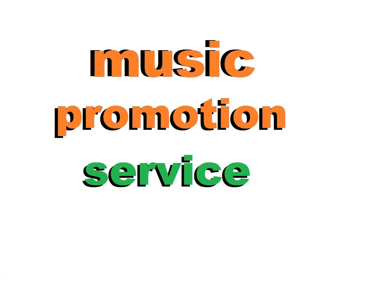 promote your music and send it over more than 2000 people