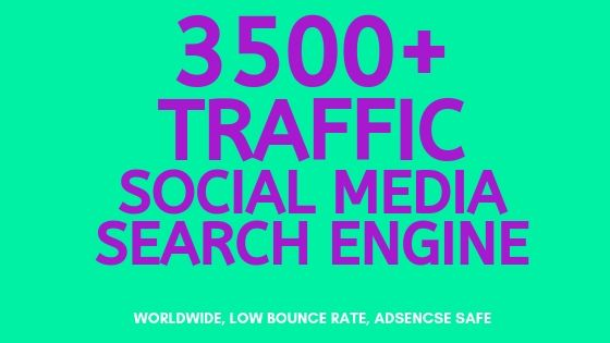 Get 3500 unique website visitors daily