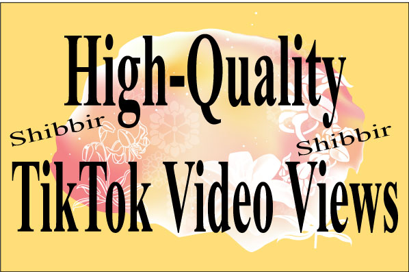 Fast Start High Quality TikTok Video Promotion and Marketing