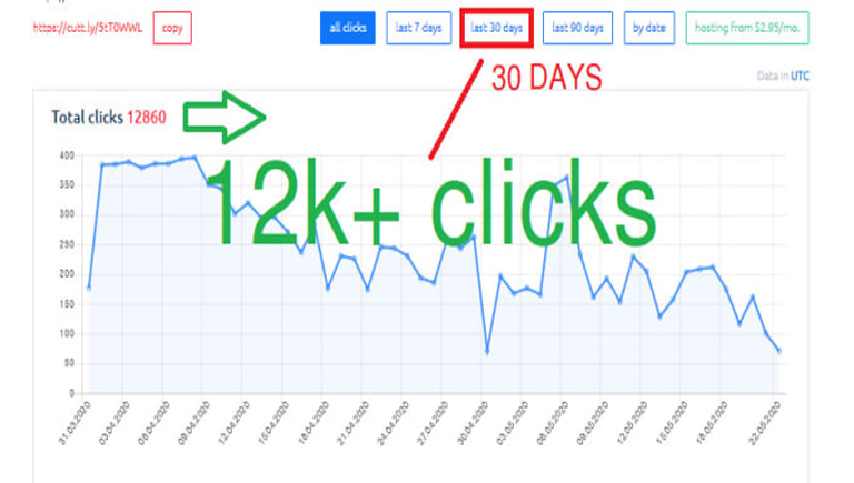 Drive UNLIMITED real Traffic for 6 months for Website