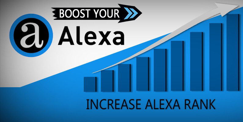 Increase alexa ranking top below 198k