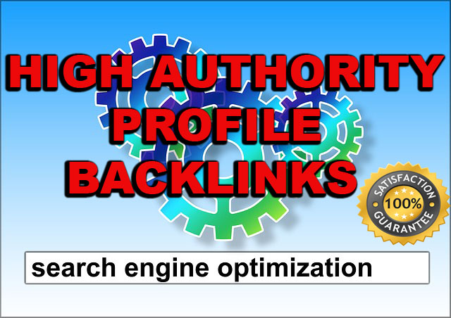 Manual 45 Profile Backlinks to Boost Ranking of Website or Youtube Video