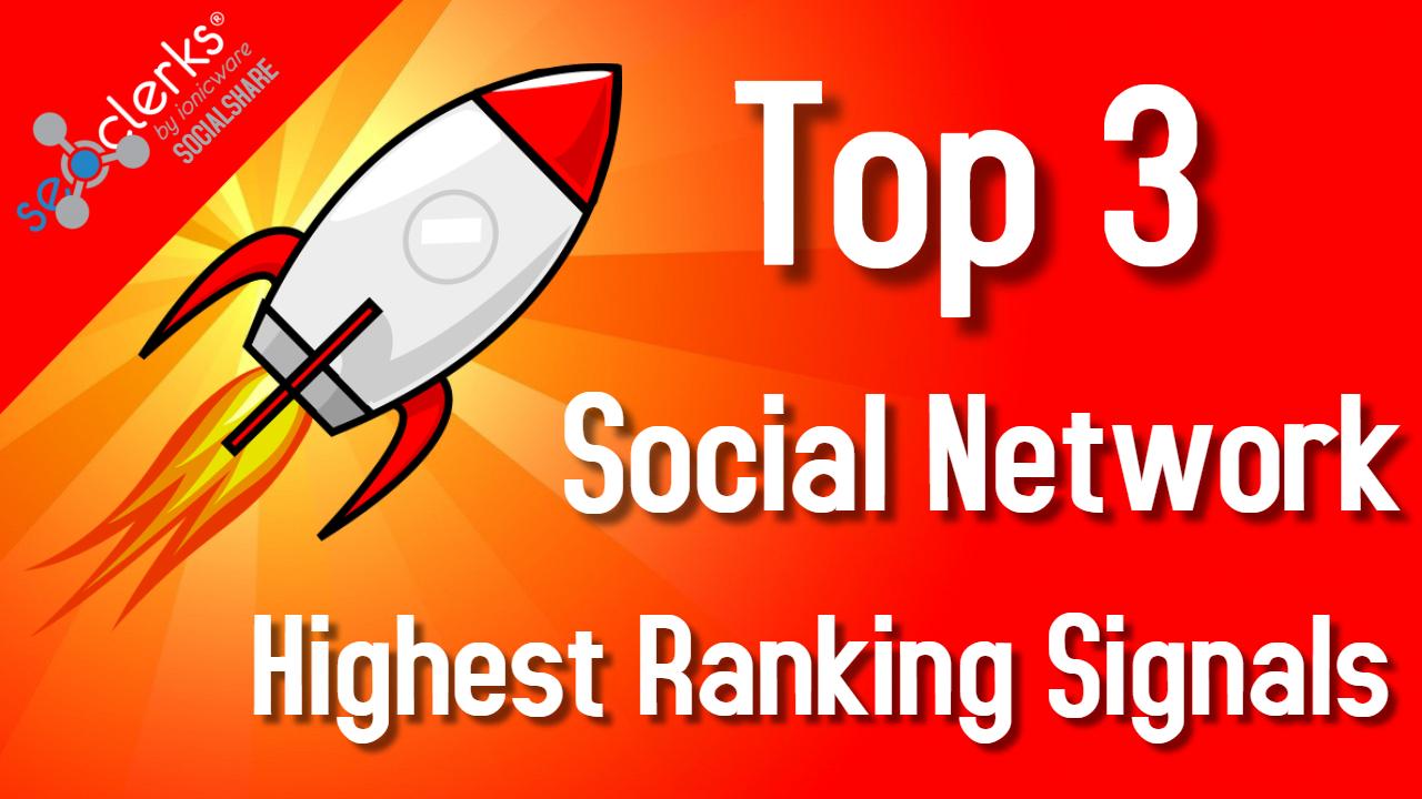 HQ 13,000 Top 3 Social Media Social Signals Share Backlinks Bookmarks Google Website Ranking Factors