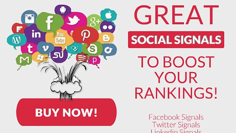 1000+ Quality Traffic and Social Signals from Social Networks