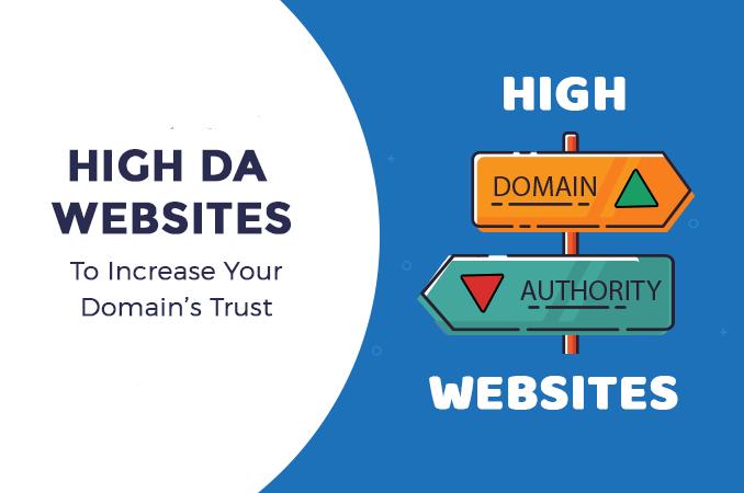 Get 5 DA 50+ Homepage Backlinks with 100 Social shares