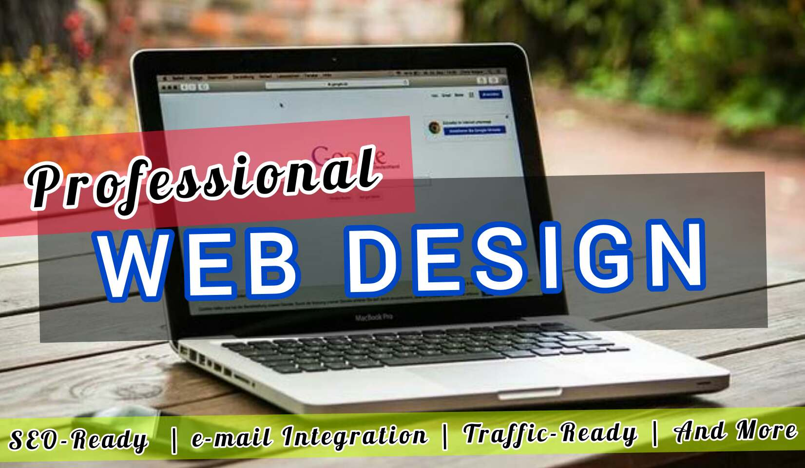 Create RESPONSIVE SEO-Ready Stunning Business Website