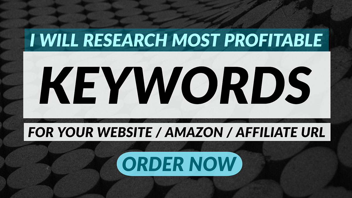 keyword research 60+ most profitable keyword for your website