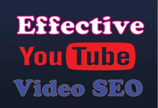 I will do YouTube Video SEO..