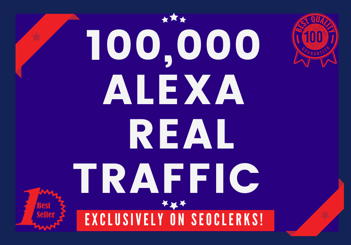 100,000+ Alexa Visitors For Your site! Limited time Offer!! Grab it Now!!