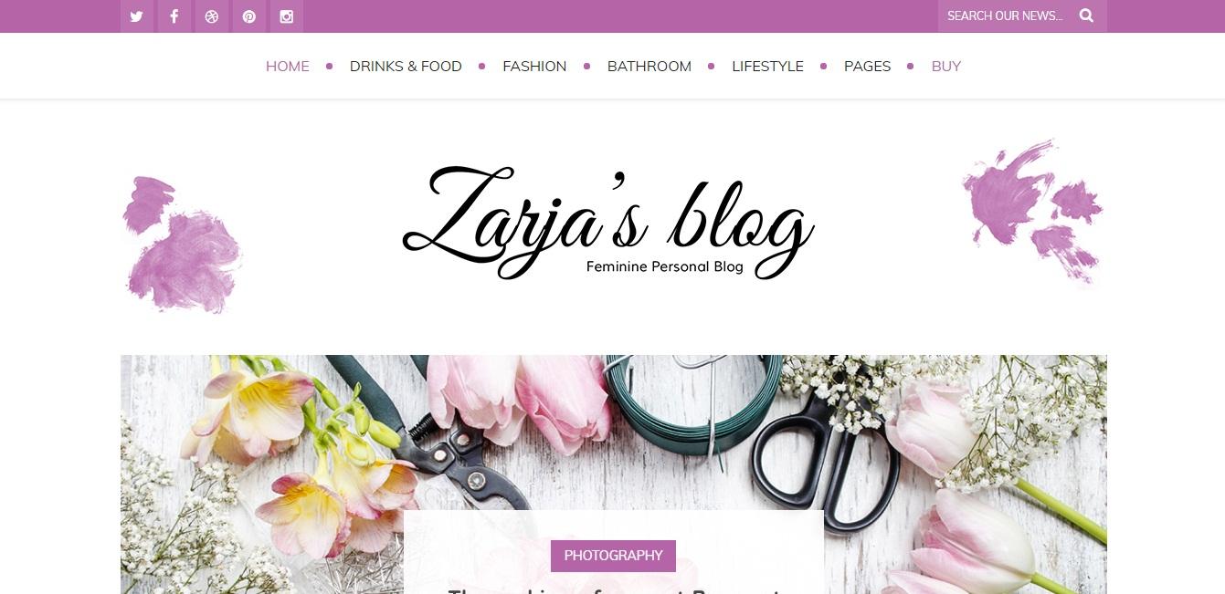 Build Responsive Wordpress Website Design and Blog