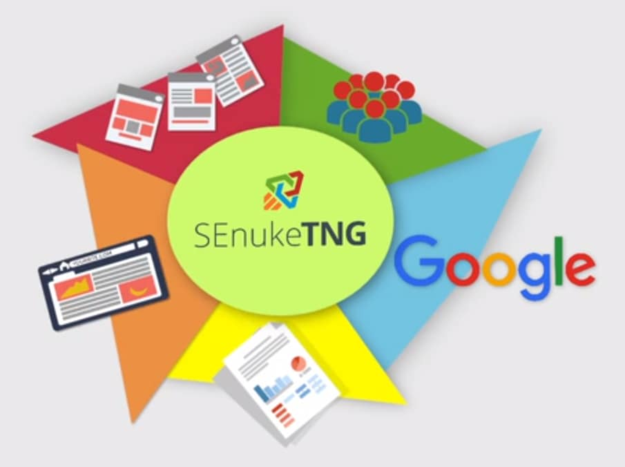 I will create high quality backlinks using senuke tng to improve google ranking