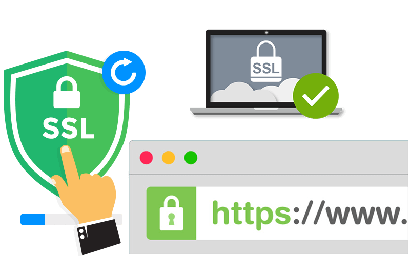 Install SSL Certificate on Your Website - Setup Free SSL also