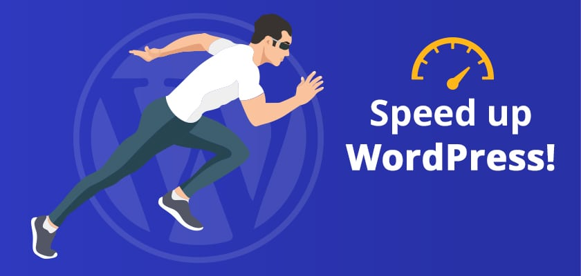 WordPress Site Speed Optimization, Increase Speed up-to 2X
