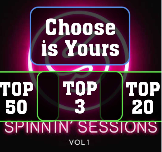 Rank Your Song on SpinninRecords Talent Pool Top Chart