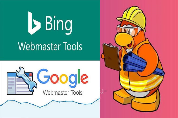 I will setup your google Bing webmaster tool and fix any error