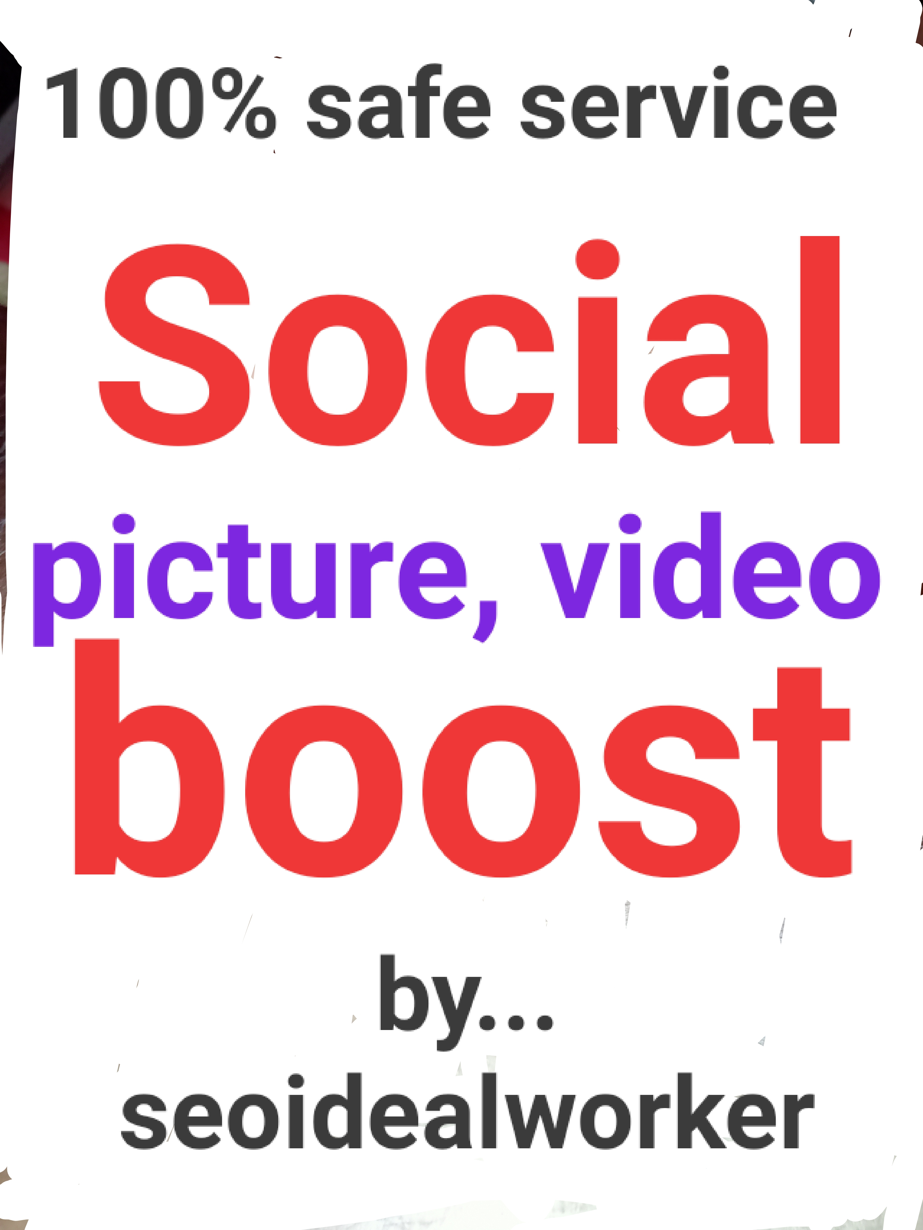Get pictures or videos best high quality bosst