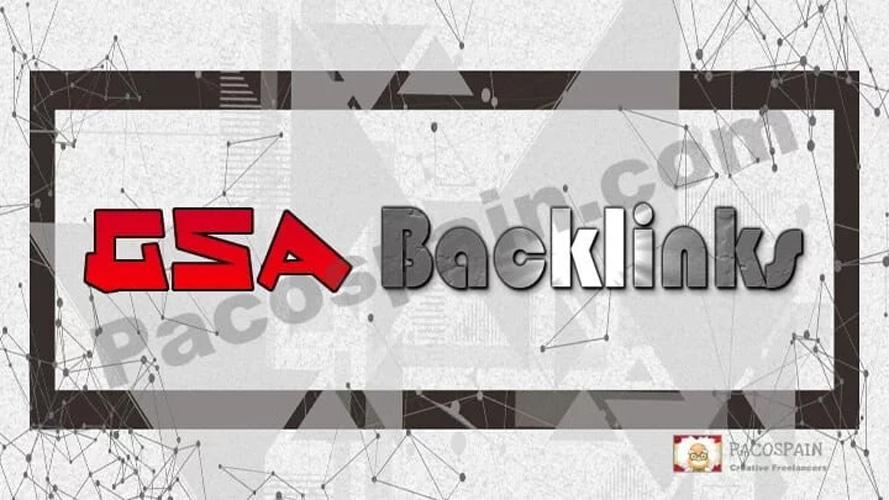200,000 GSA QUALITY BACKLINKS for your website