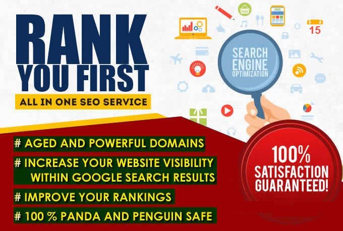 Google 1st Page Guaranteed Result Monthly Package