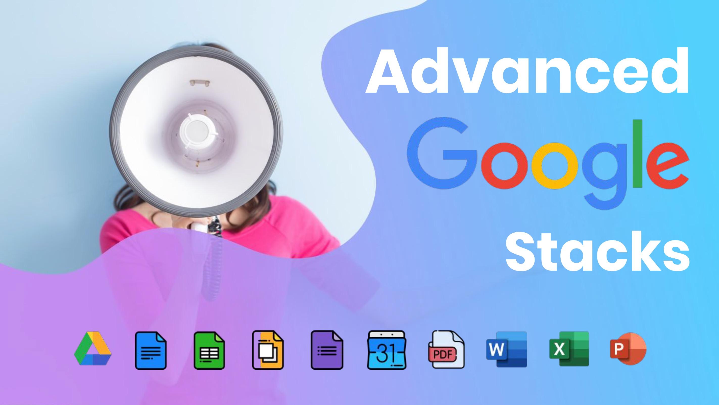Advanced Google Stacks Authority Backlinks