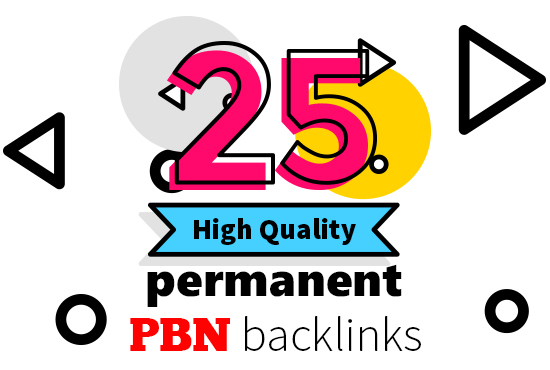 25 Do-follow permanent PBN backlinks Boost ranking your site