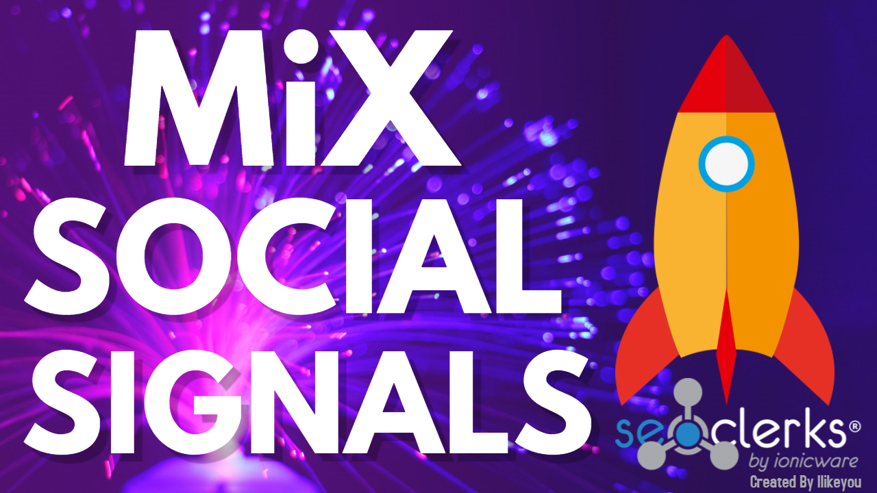 30,000 SEO Mix Social Signals / Backlinks / Bookmarks Help to rank your website In Google First Page