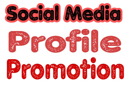 I will do Social Media Profile Promotion Instant