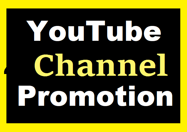 YouTube Powerful Account Booster package