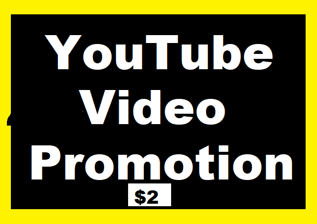 YouTube Video Promotion and Marketing World Wide User