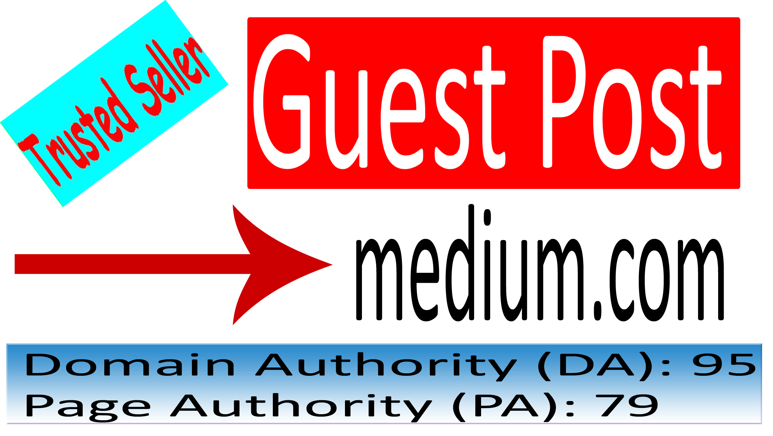 Create and And Publish Guest Post On Blog Medium with best quality